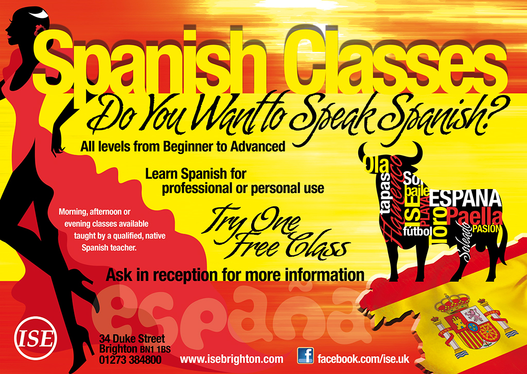 how to say spanish class in spanish